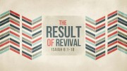 The Result of Revival