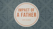 Impact of a Father